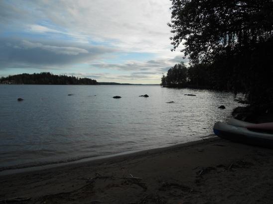 Viikinsaari Island