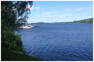 Lake Pyhäjärvi, Tampere