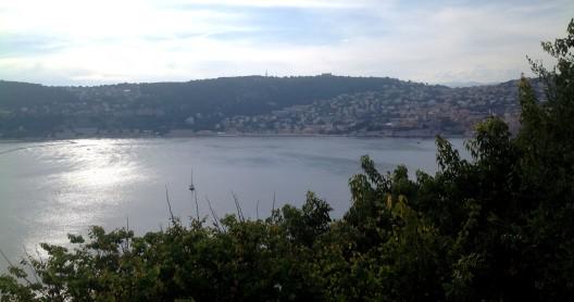 View of Rade de Villefranche-sur-Mer