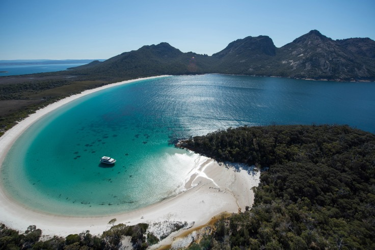 Wineglass Bay, Tasmania (source: Innkeepers Tasmania)