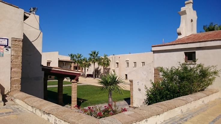Grounds of Castillo de Santa Catalina