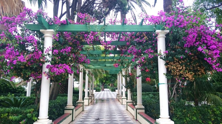 Parque Genovés, Cádiz