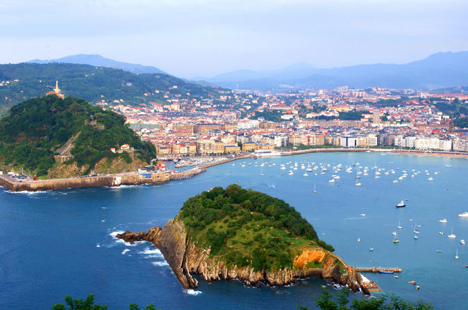 San Sebastián (source: Lonely Planet)