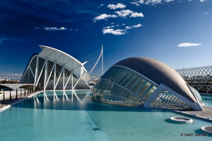 City of Arts and Sciences, Valencía