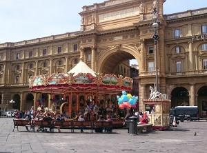 Piazza de la Rep