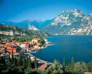 View of Lake Garda (source)